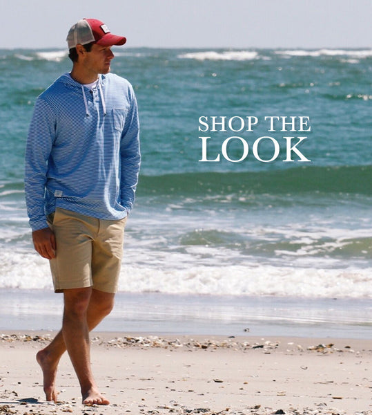 Shop The Look - Pima Cotton Hoodies