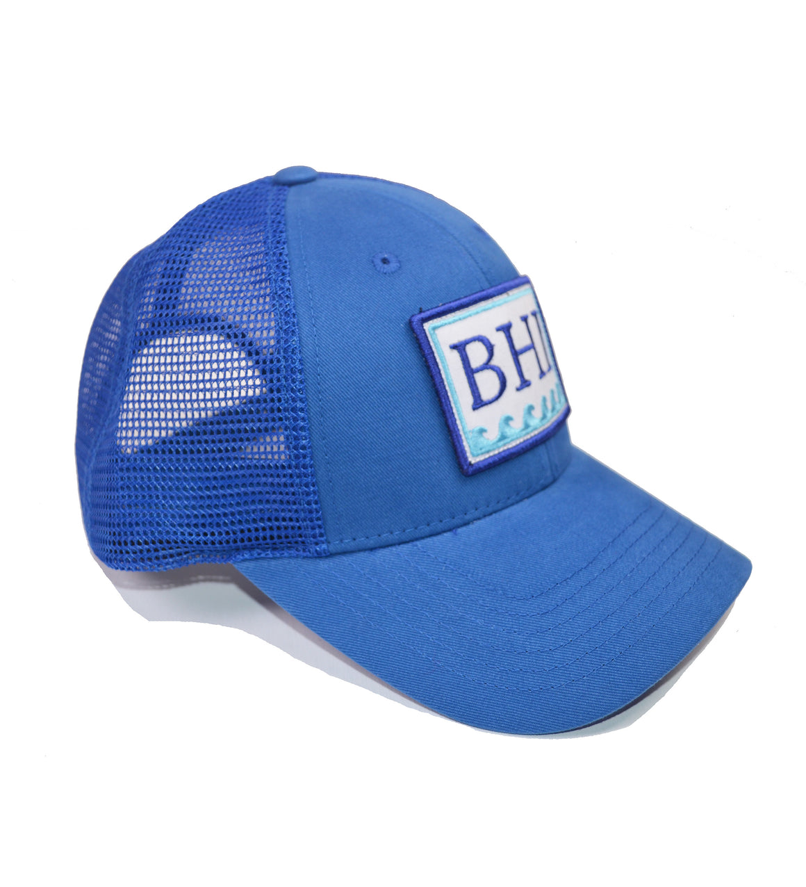 BHI Trucker Hat - Royal Blue