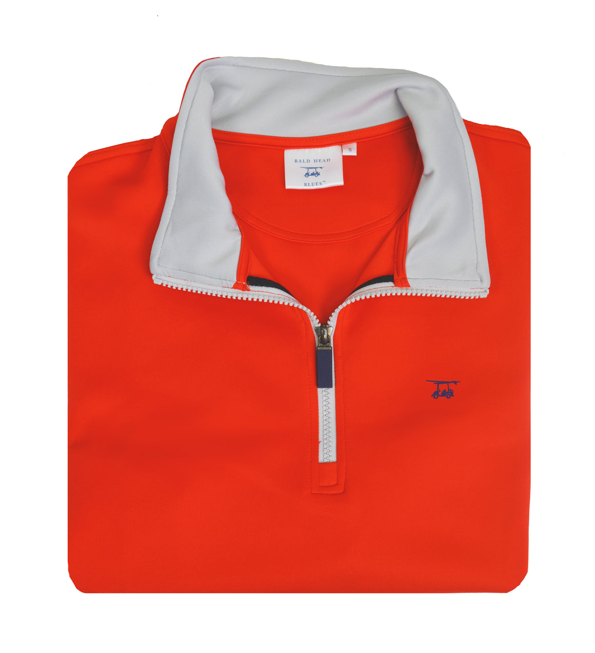 *NEW* Dogwood Quarter Zip- State Red