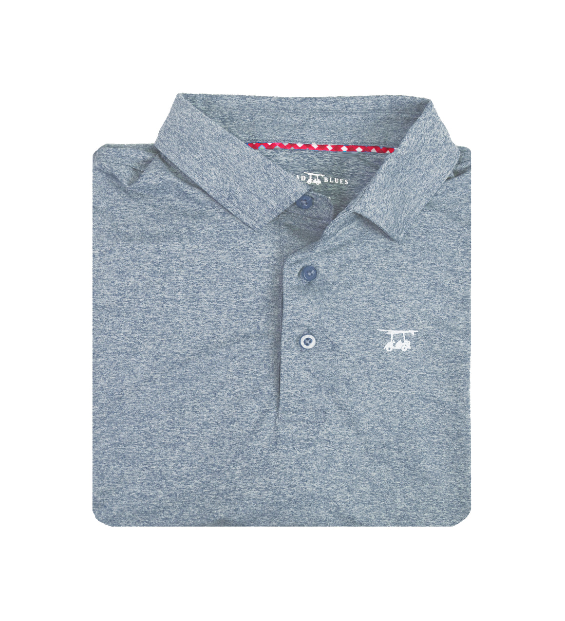 *NEW* Albatross Youth Polo - Heather Charcoal