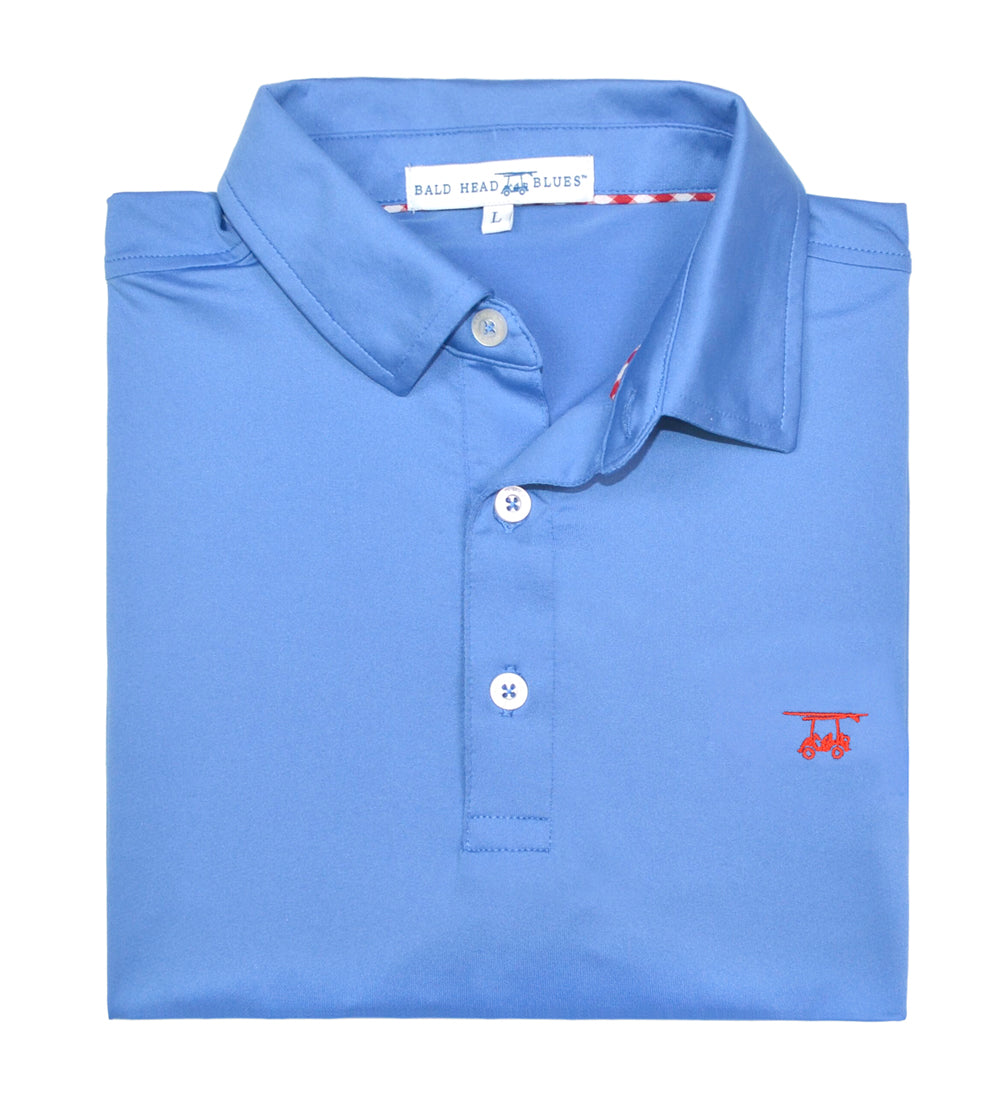 NEW Albatross Polo - Blue