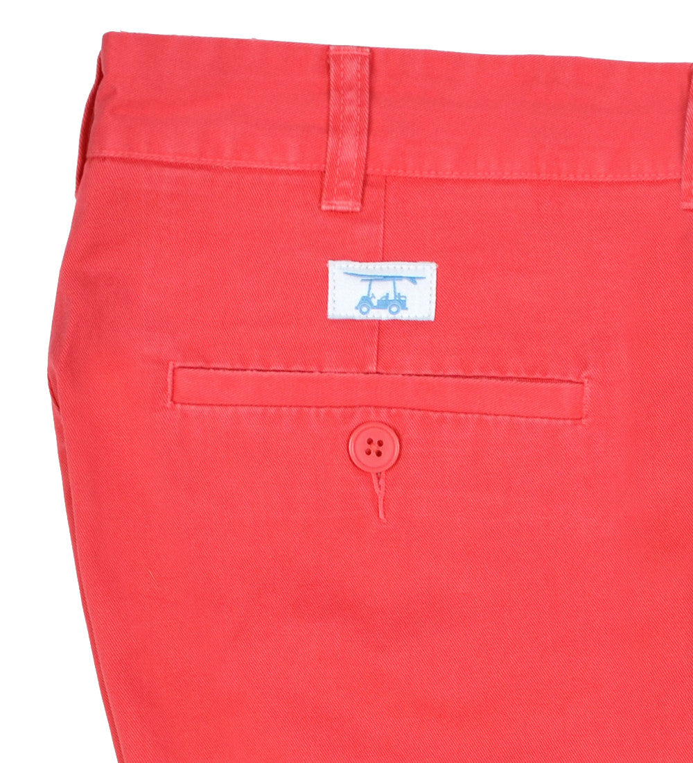 Cape Creek Short - Red
