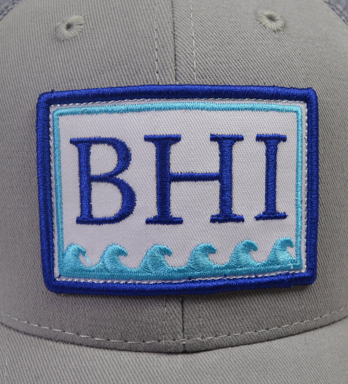 BHI Trucker Hat - Grey