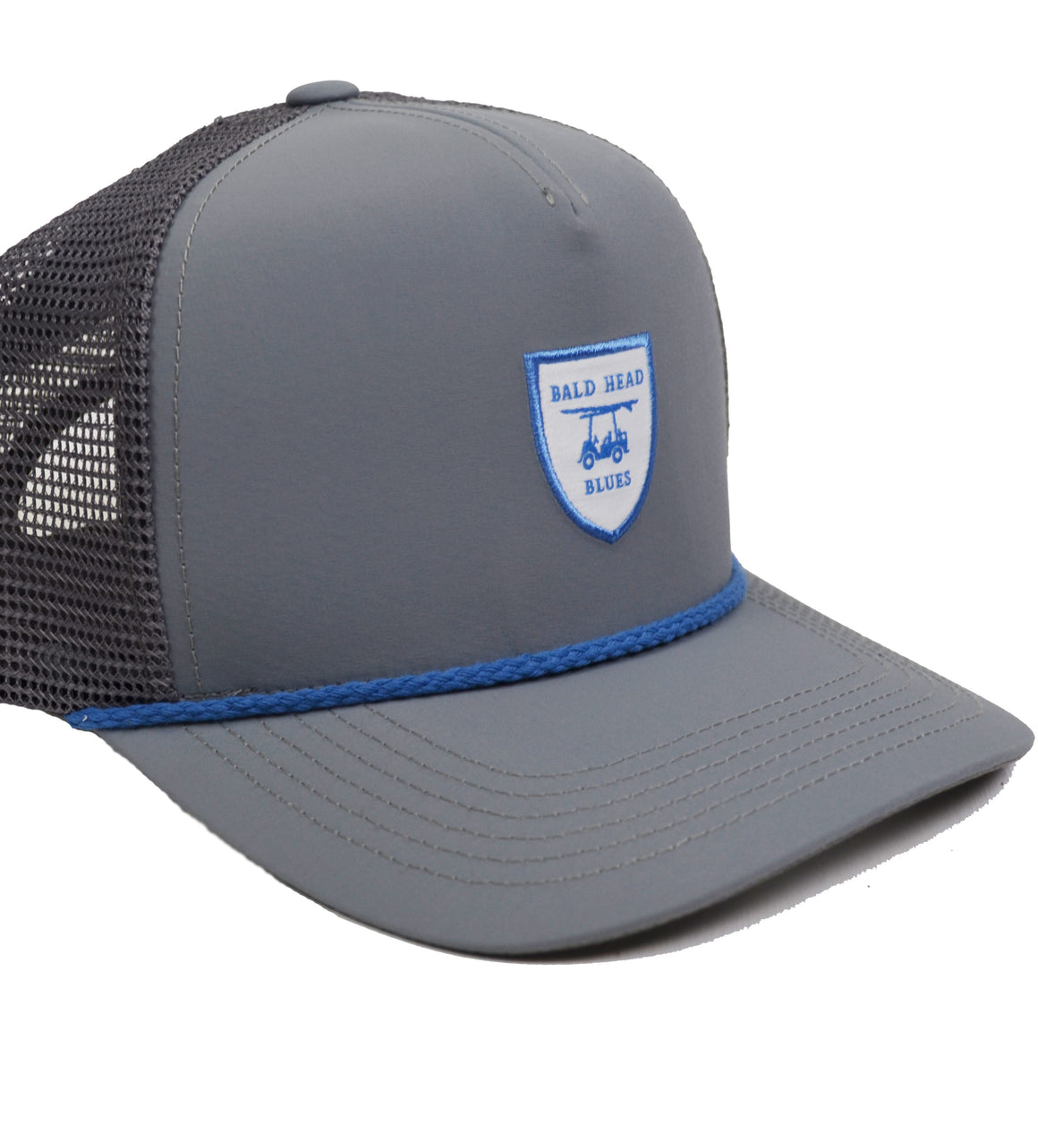 NEW Performance Trucker Hat - Grey