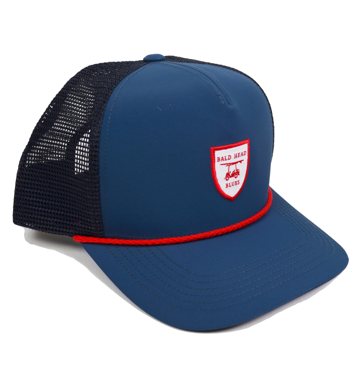 NEW Performance Trucker Hat - Navy