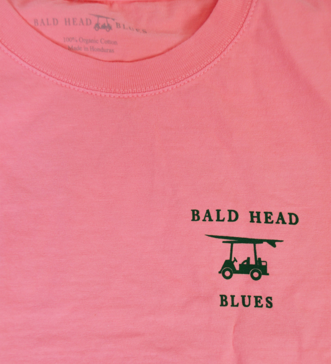 Island Tee - Youth Short Sleeve - Pink Turtle Time