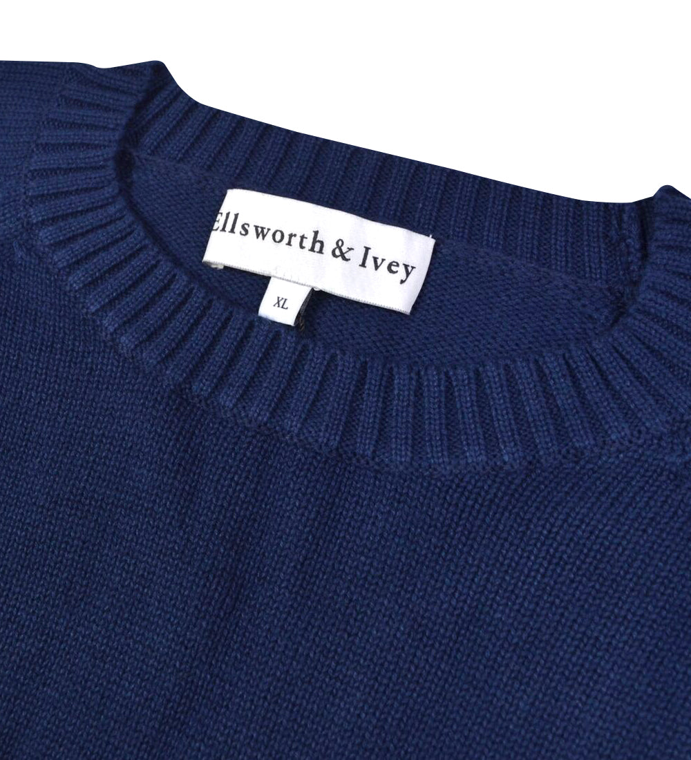 BHI Sweater - Women's - Navy