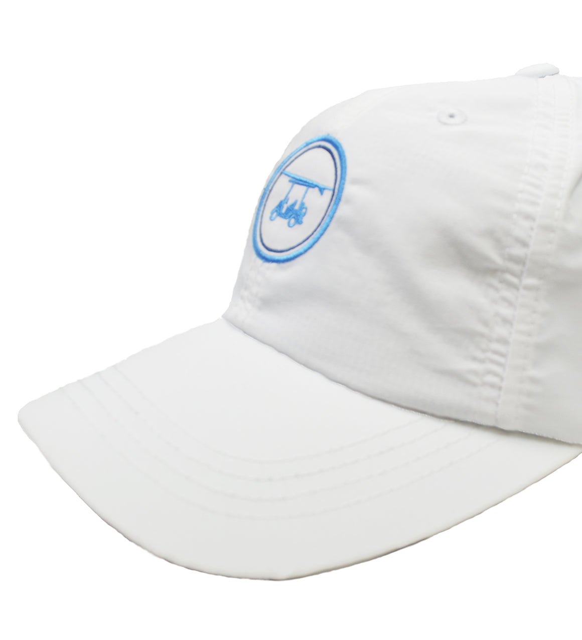 NEW Performance Hat - White