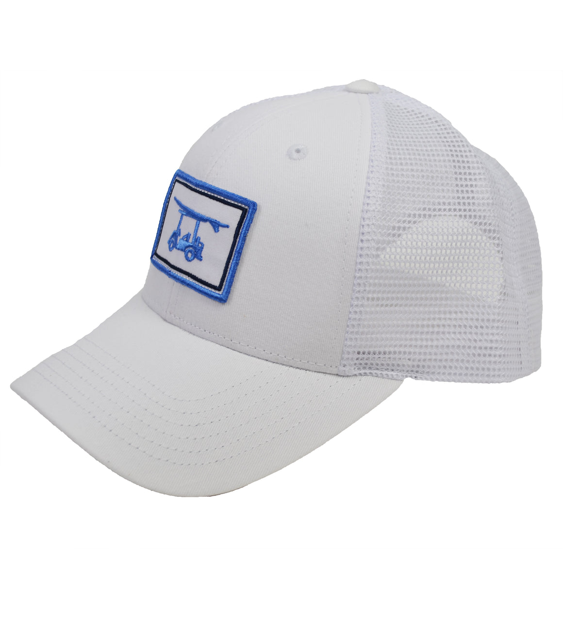 Trucker Hat - White