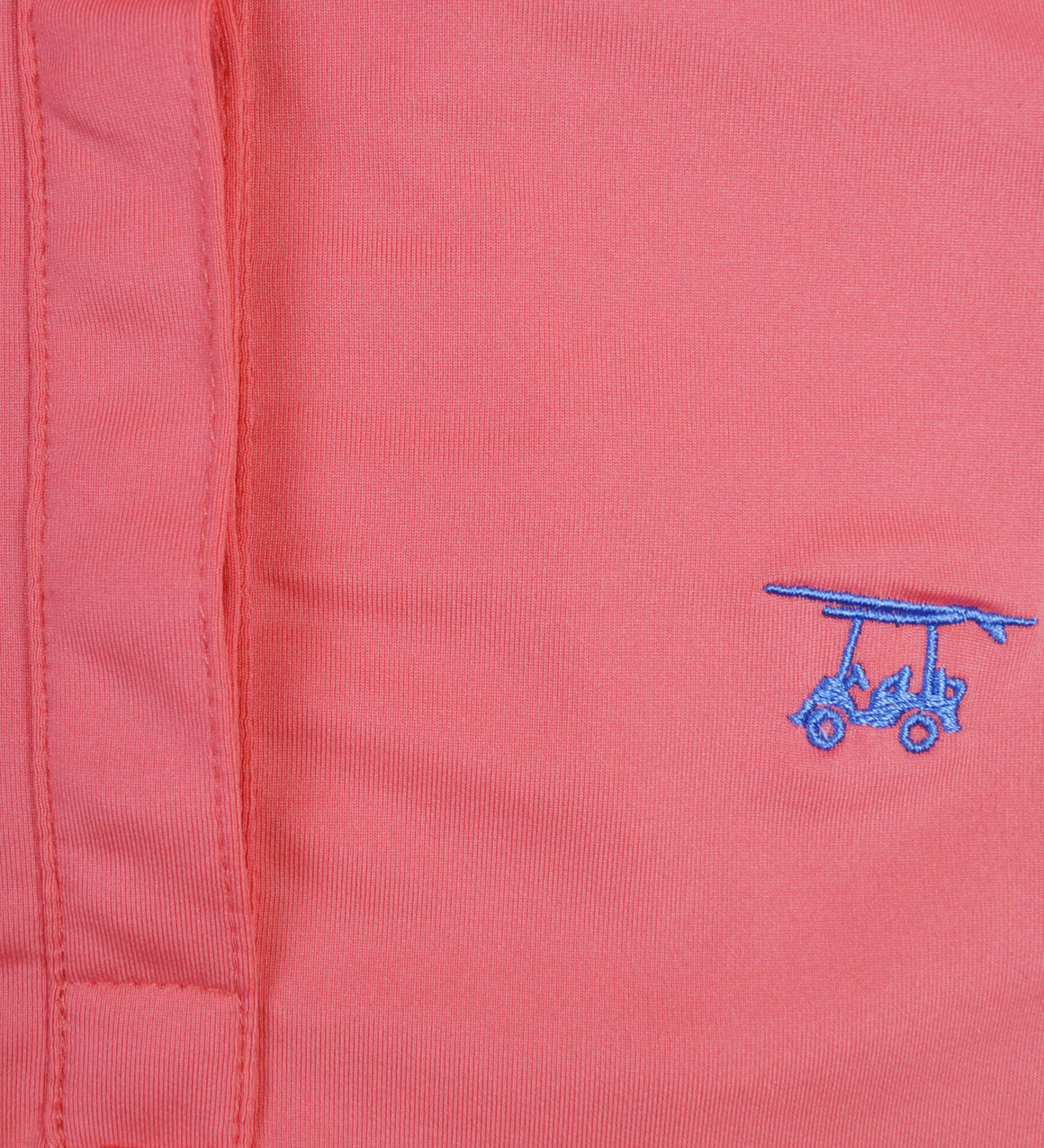 Ladies Albatross Polo - Solid Coral
