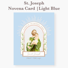 Load image into Gallery viewer, Mix and Match Novena Cards | One Pack - Four Designs!