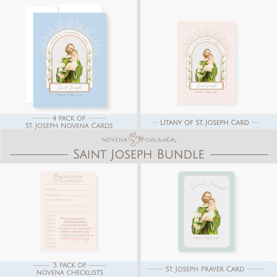 St Joseph Bundle