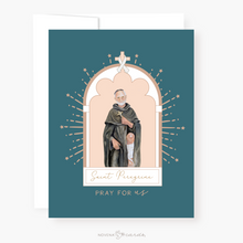 Load image into Gallery viewer, St. Peregrine Novena Card - front view