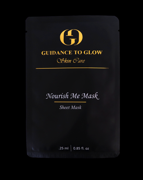 1 Nourish Me Sheet Mask