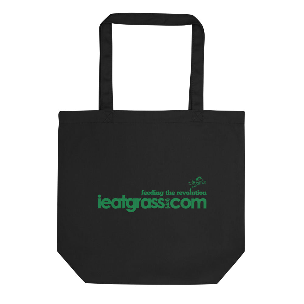 iEatGrass Eco Tote Bag - Medium