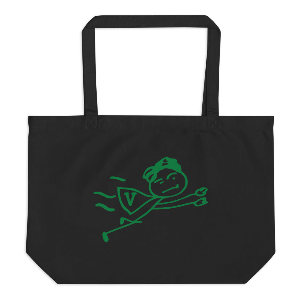 SuperVegan Eco Tote Bag - Large