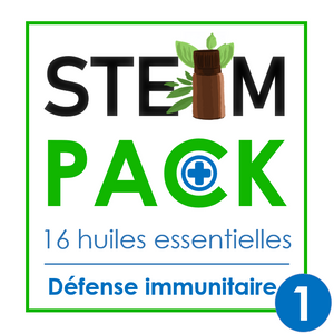 Steam-Pack 1 : Défense immunitaire