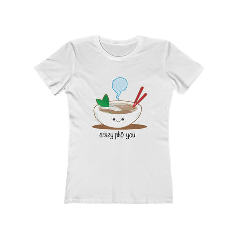 Crazy Phở You Tee