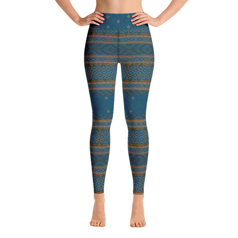 Teal Lai Thil Leggings