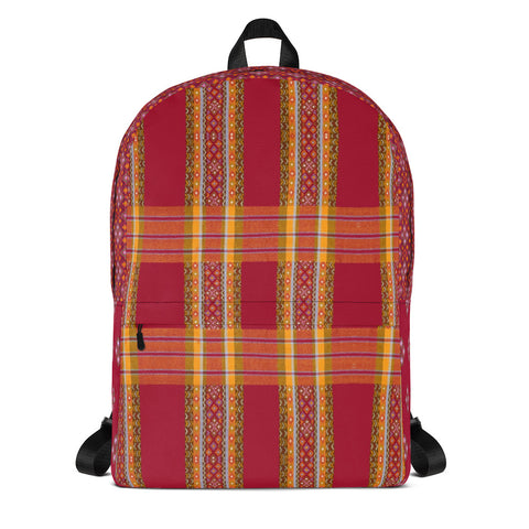 Red Lai Thil Backpack