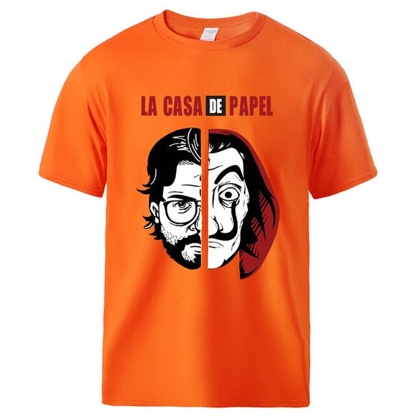 La Casa De Papel - Money Heist T-shirt