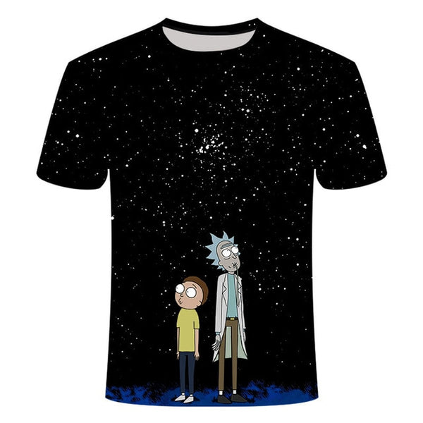 Rick and Morty New Anime Collection
