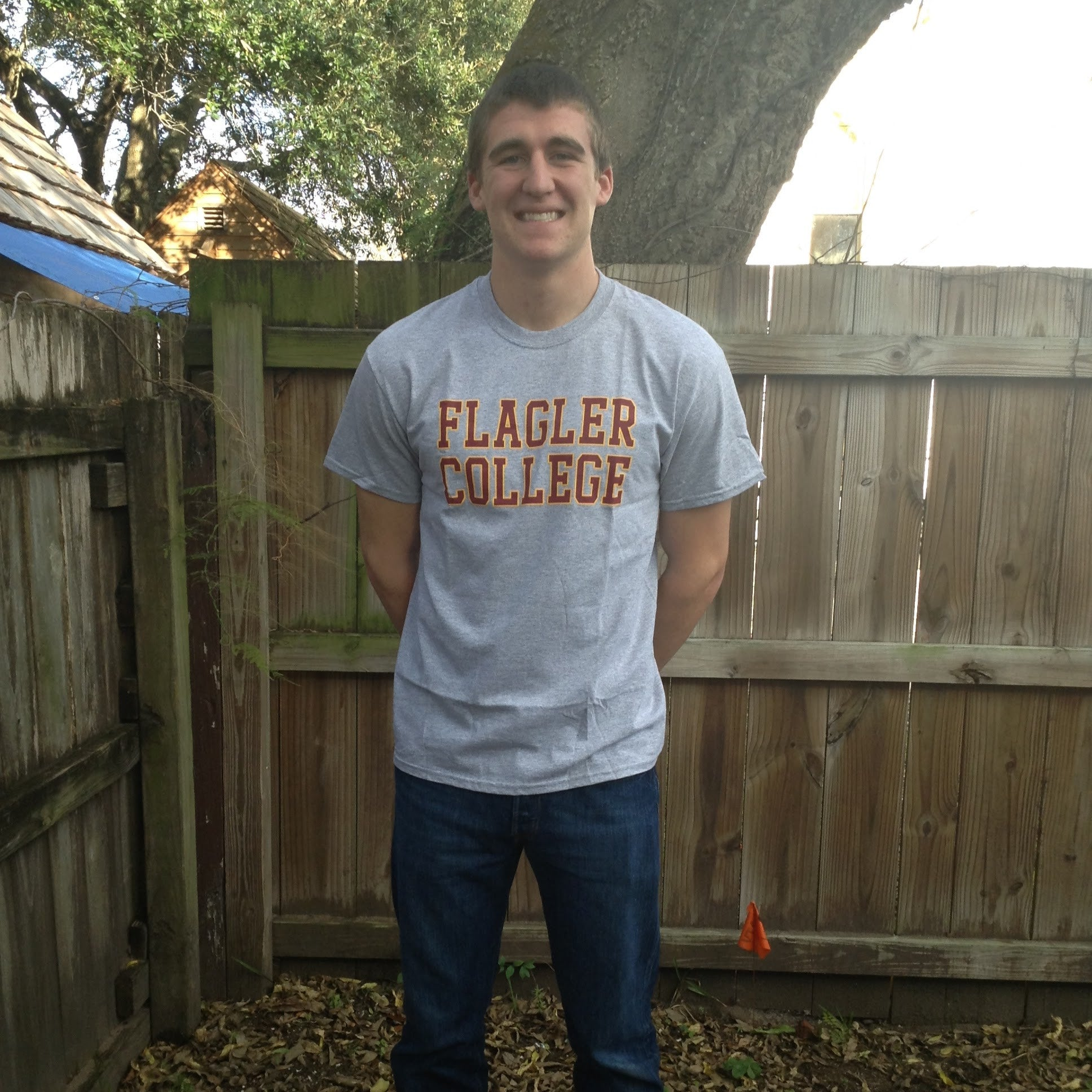 Official Flagler College T-Shirt
