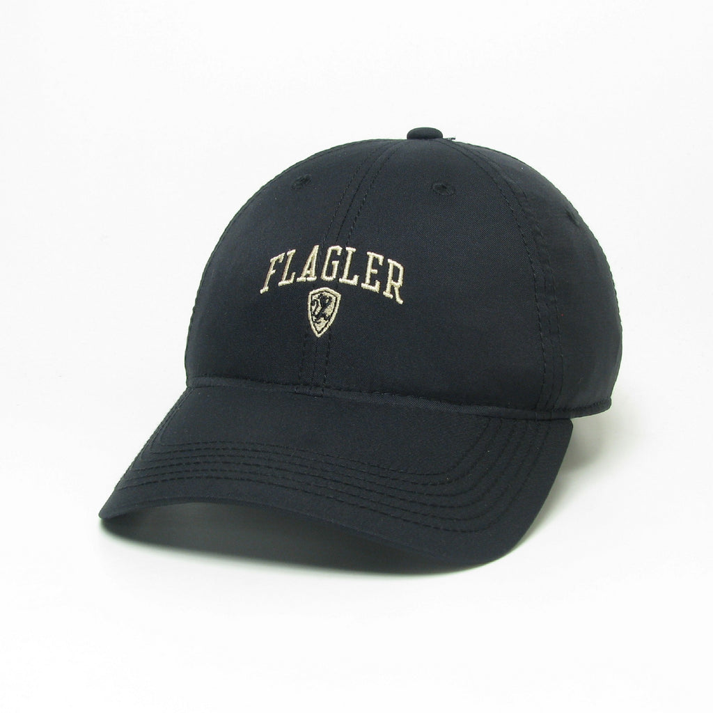 Black CFA Flagler Shield Hat