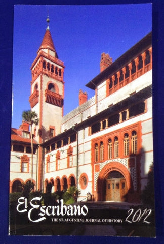 El Escribano: The St. Augustine Journal of History
