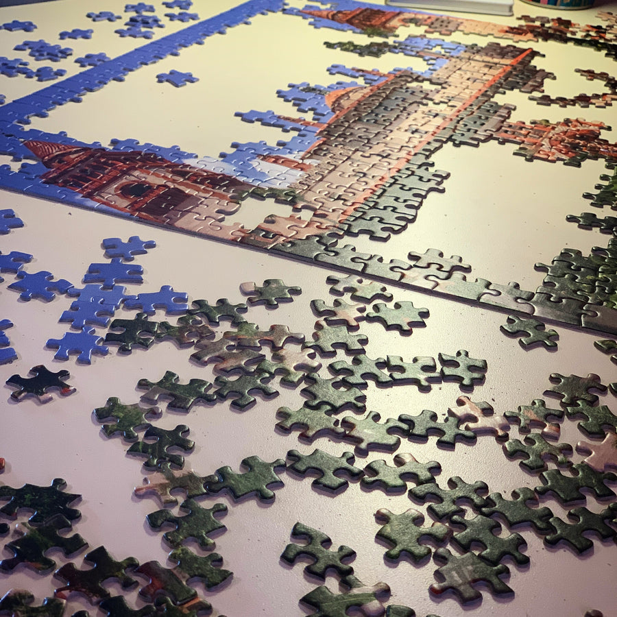 Ponce Courtyard Puzzle