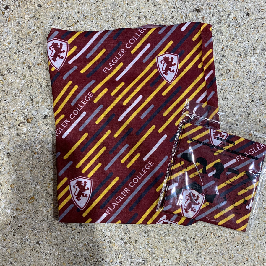 Retro Flagler College Gaiter