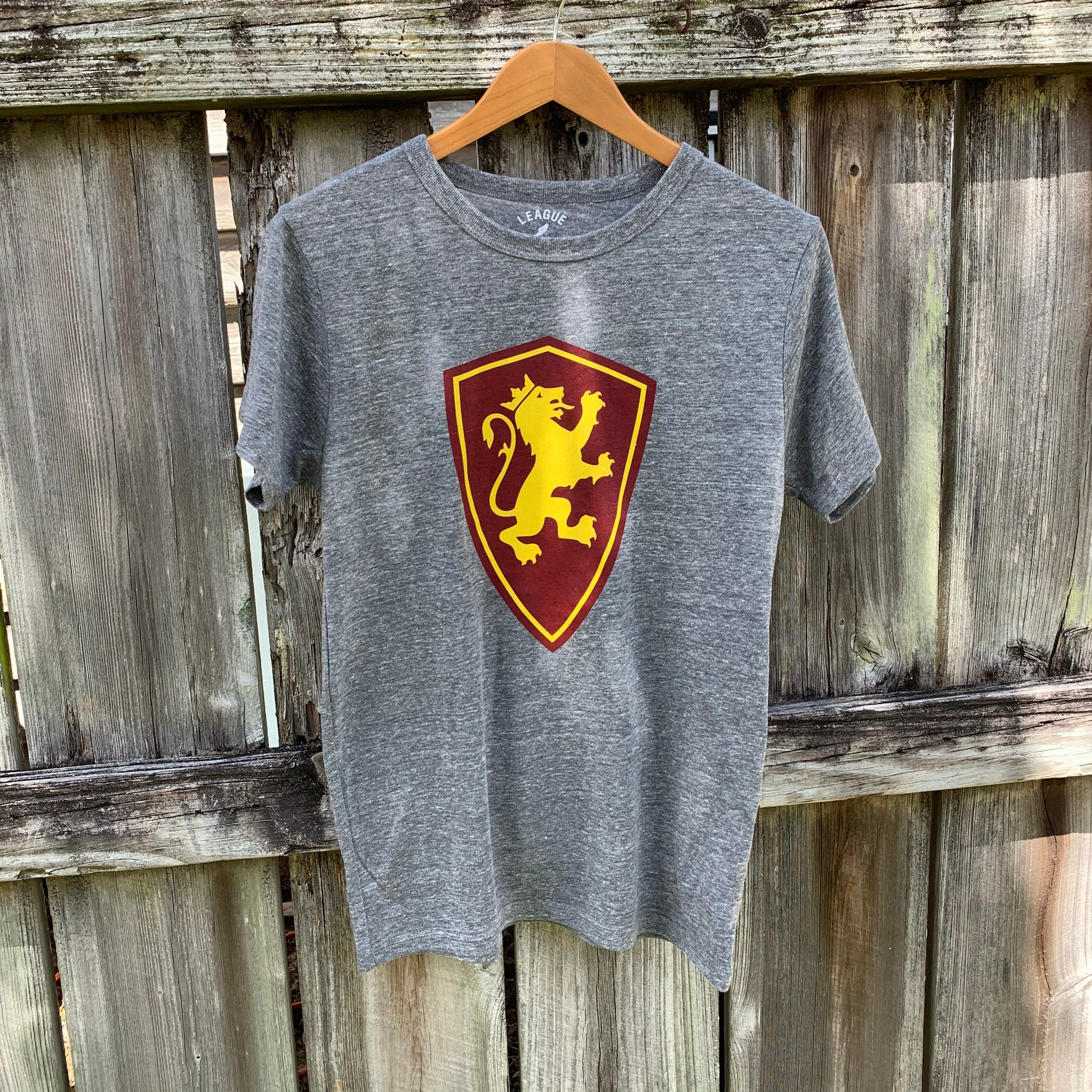 Victory Falls Shield T-Shirt