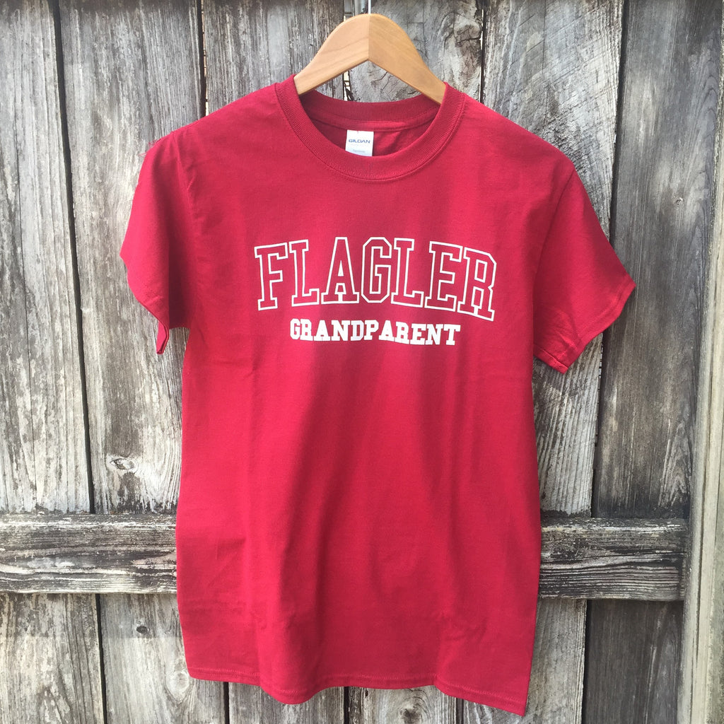 NEW Flagler Grandparent T-Shirt