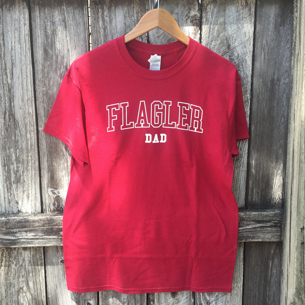NEW Flagler Dad T-Shirt