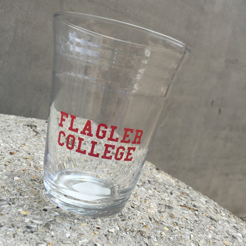 Glass Player Tumbler