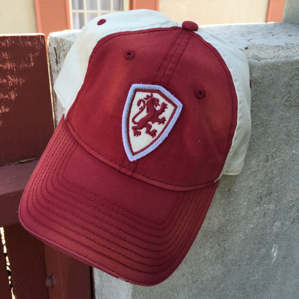 The Game: Stitched Shield Hat