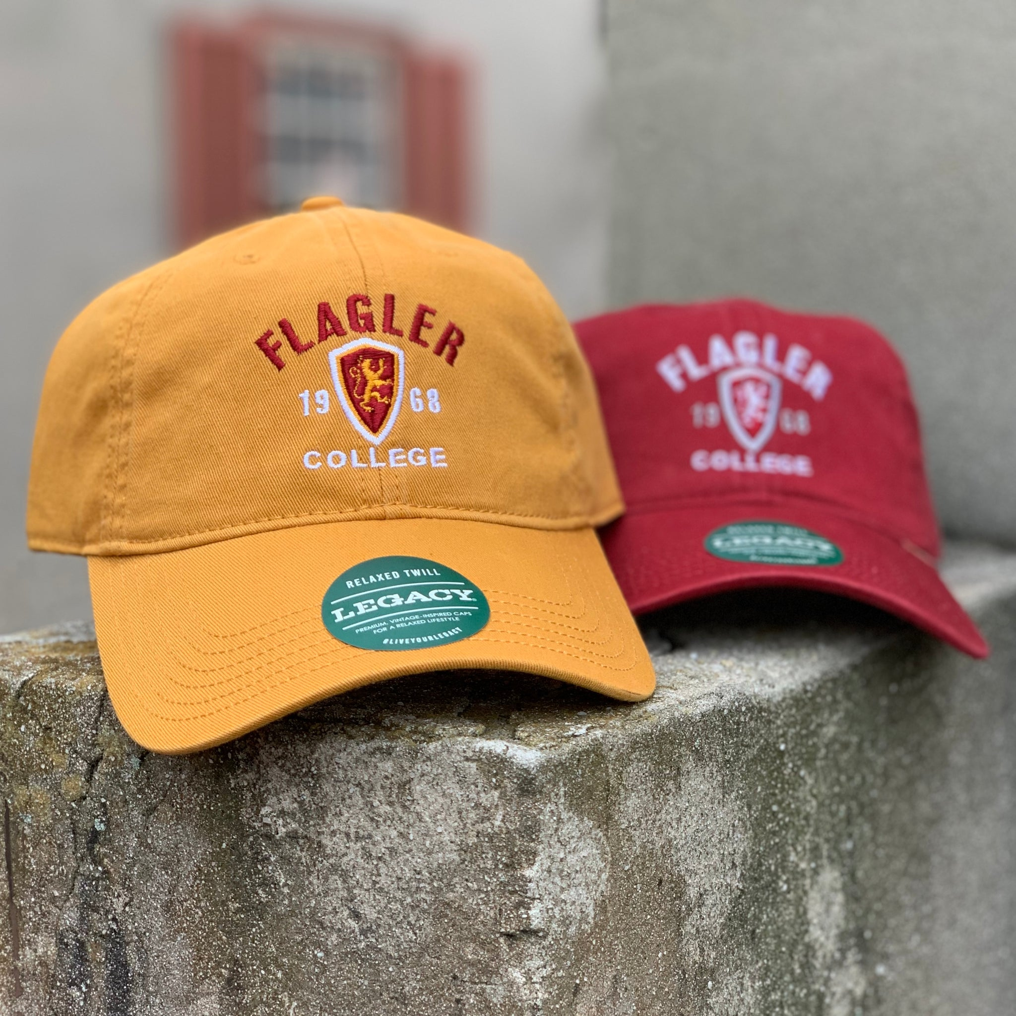 Legacy Relaxed Twill Hat