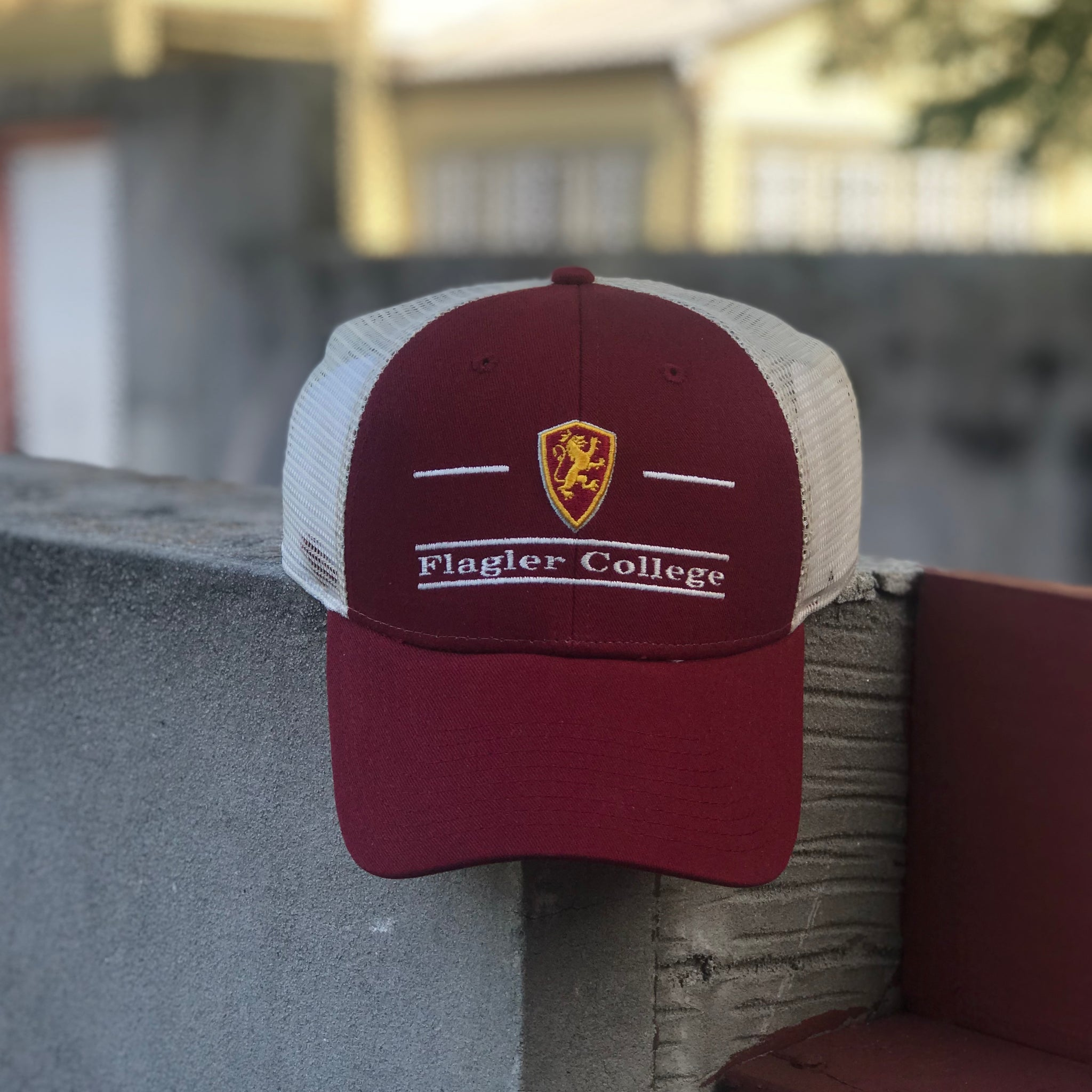 The Game: Shield Bar Trucker Hat