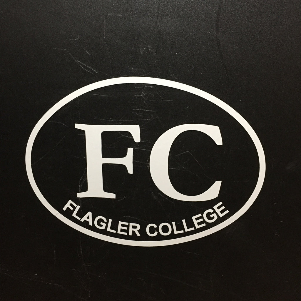 White FC Euro Decal
