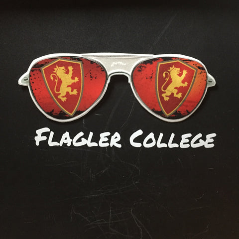 Sunglasses Decal