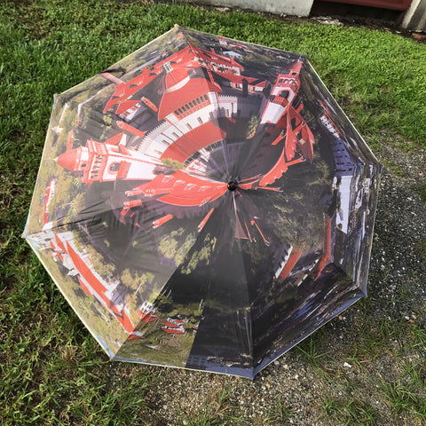 Aerial Photo Umbrella