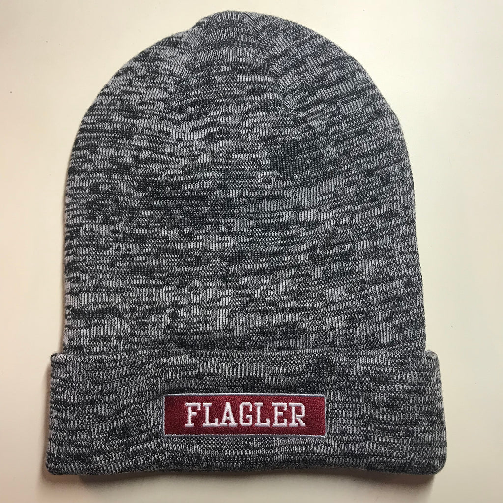 Grey Heather Beanie