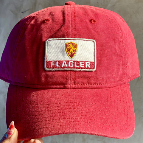 Cardinal Canvas Hat