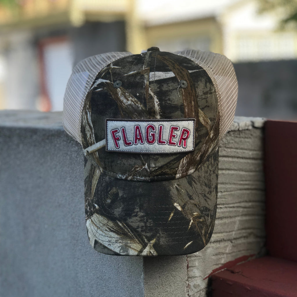 The Game: Camo Patch Hat