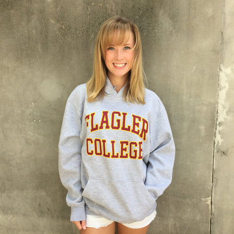 Official Flagler College Hoodie