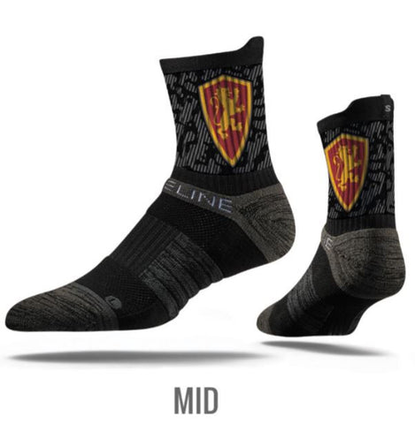 Flagler Mid Shield Socks