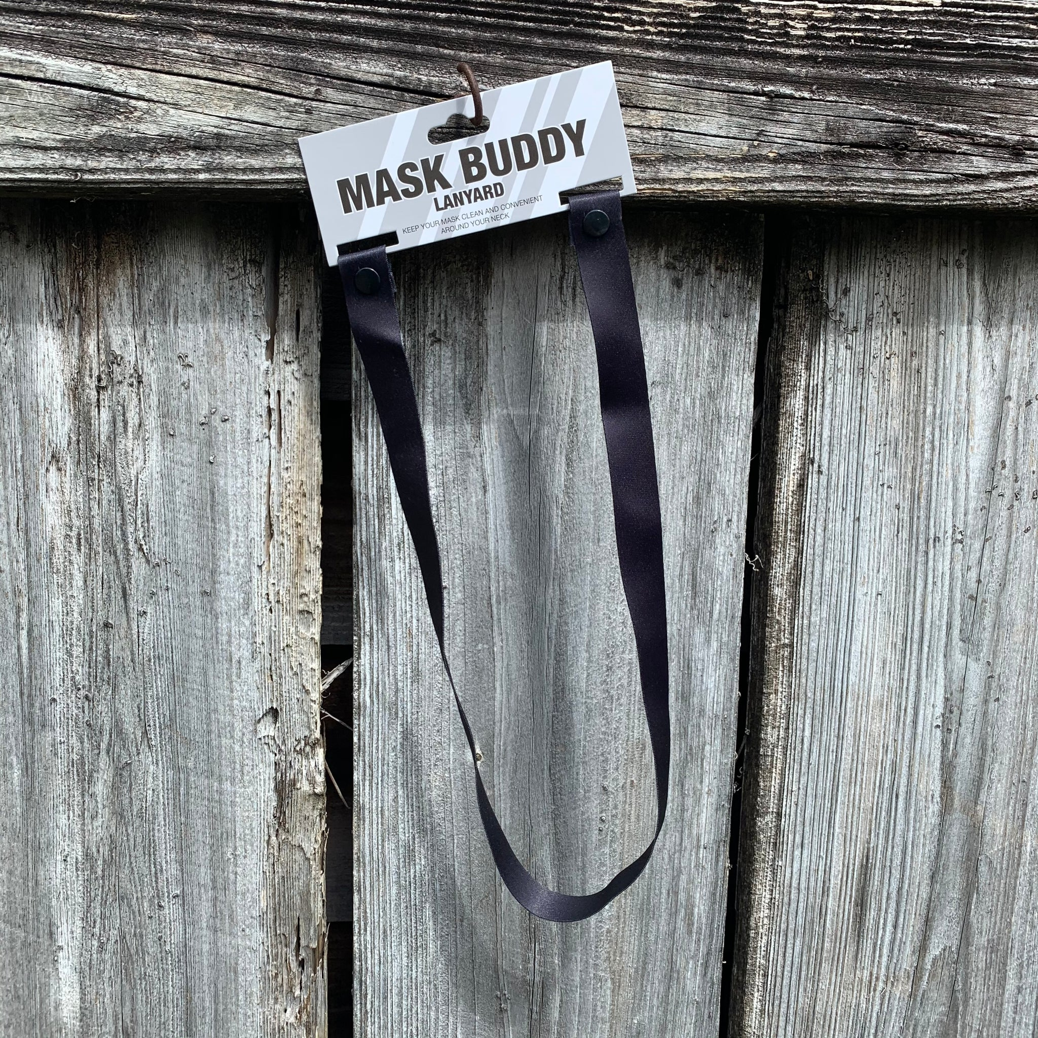 Mask Buddy Lanyard