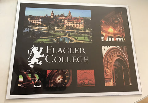 Flagler College Collage Print