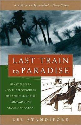 Last Train to Paradise Paperback