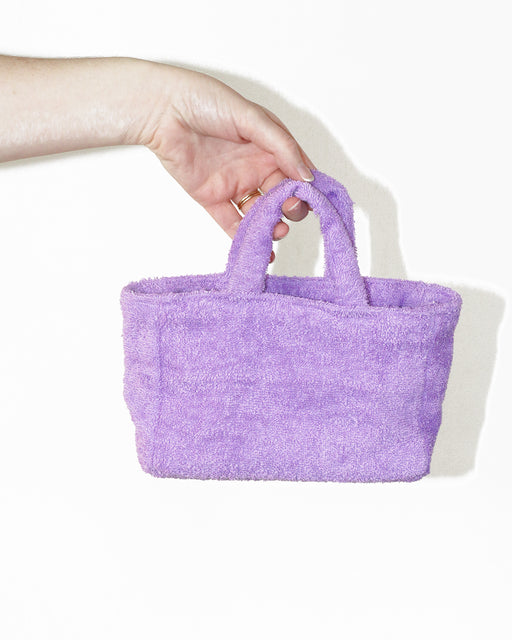 Small Terry Bag – Assorted Colors